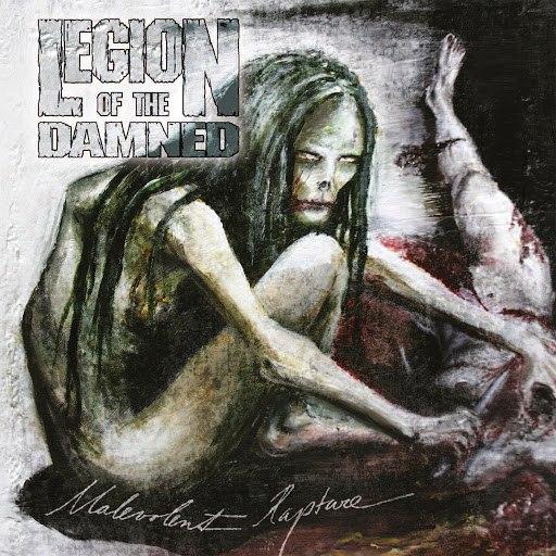 Legion of the Damned альбом Malevolent Rapture