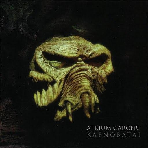 Atrium Carceri альбом Kapnobatai