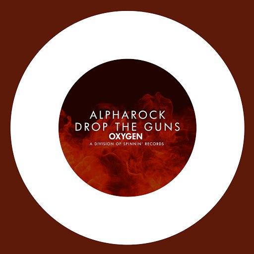 Alpharock альбом Drop The Guns
