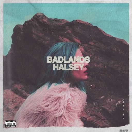Halsey альбом BADLANDS (Deluxe)