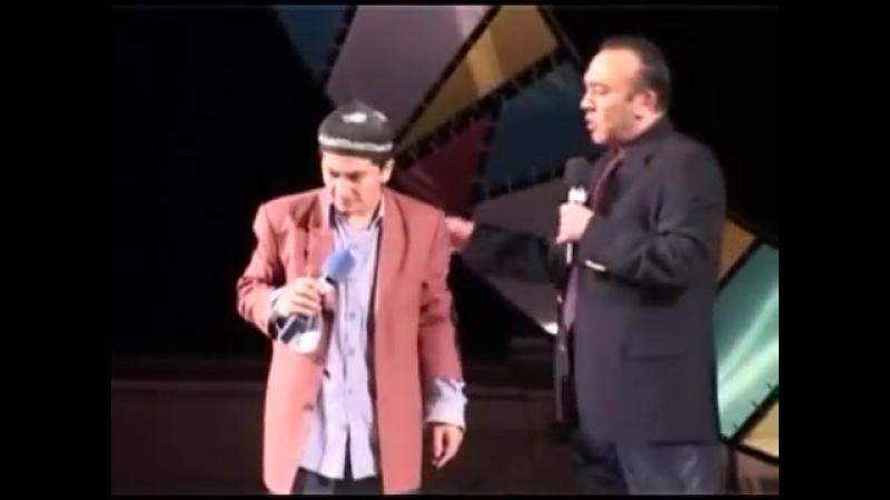 Mirza Teatri 2012. Valini to'h]yi