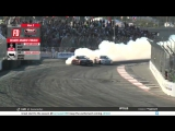 James Deane wins Round 1 2017 #FormulaDrift Long Beach