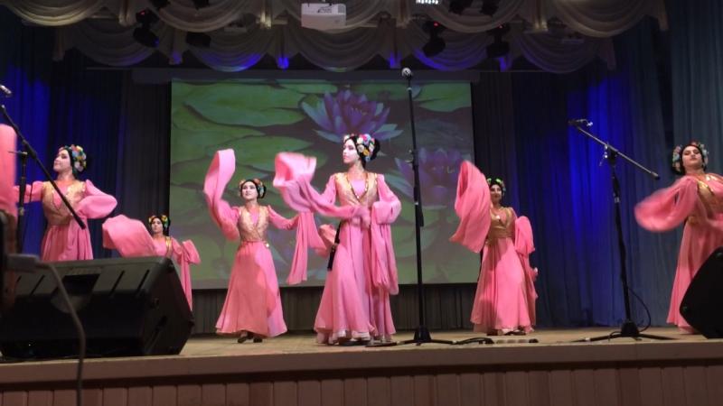 Ансамбль Зареница Китайский танец