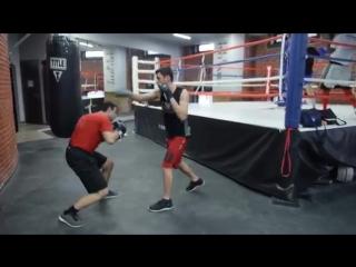 Контратака в боксе. Школа бокса - ARMA SPORT