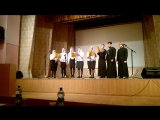 Русь называют Святою - Молодежный хор Казанского Кафедрального Собора г. Чита