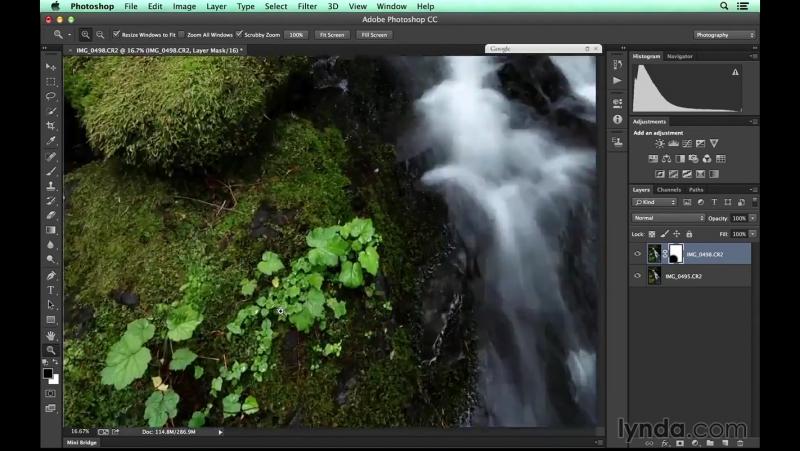 02_02 Working with Nik plugins to enhance water
