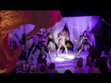 J lo - Jennifer Lopez by Evdokimov show theater-BEST DRAG QUEEN SHOW from Russia