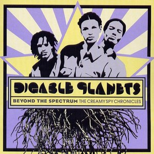 Digable Planets альбом Beyond The Spectrum - The Creamy Spy Chronicles