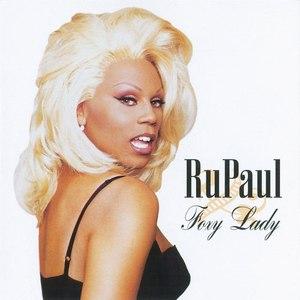 RuPaul альбом Foxy Lady