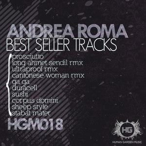 Andrea Roma альбом Best Seller Tracks