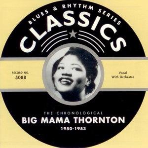 Big Mama Thornton альбом 1950-1953