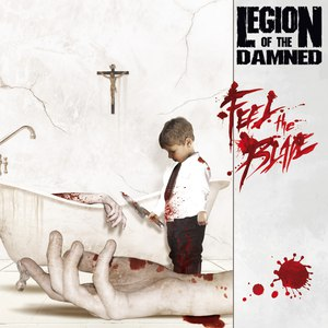 Legion of the Damned альбом Feel The Blade