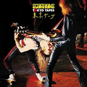 Scorpions альбом Tokyo Tapes