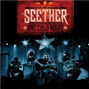 Seether альбом One Cold Night (Live)