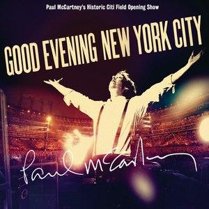 Paul McCartney альбом Good Evening New York City