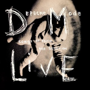 Depeche Mode альбом Songs Of Faith And Devotion Live