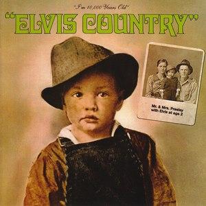 Elvis Presley альбом Elvis Country