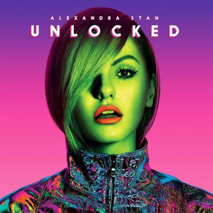 Alexandra Stan альбом Unlocked (International Edition)