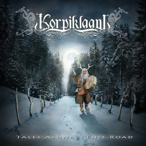 Korpiklaani альбом Tales Along This Road