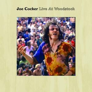Joe Cocker альбом Live At Woodstock