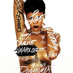 Rihanna альбом Unapologetic (Deluxe Version)