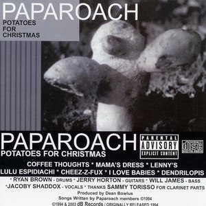 Papa Roach альбом Potatoes For Christmas