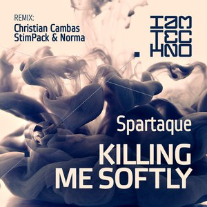 Spartaque альбом Killing Me Softly