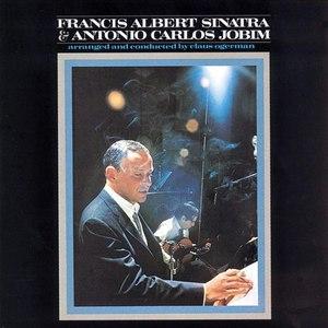 Frank Sinatra альбом Francis Albert Sinatra & Antonio Carlos Jobim