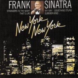 Frank Sinatra альбом New York New York
