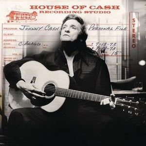 Johnny Cash альбом Personal File