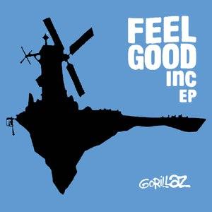Gorillaz альбом Feel Good Inc EP