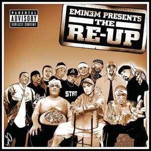 Eminem альбом Eminem Presents The Re-Up