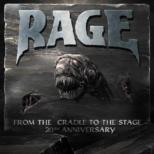 Rage альбом From The Cradle To The Stage