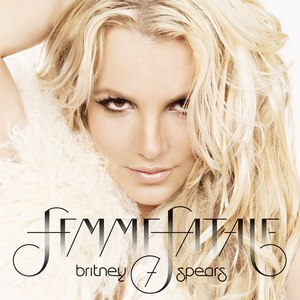 Britney Spears альбом Femme Fatale