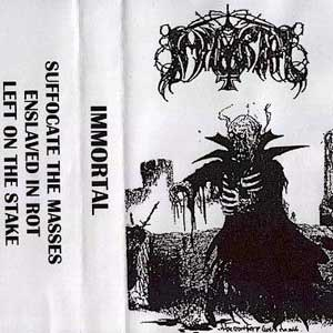 Immortal альбом Suffocate