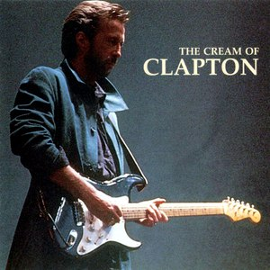 Eric Clapton альбом The Cream of Clapton