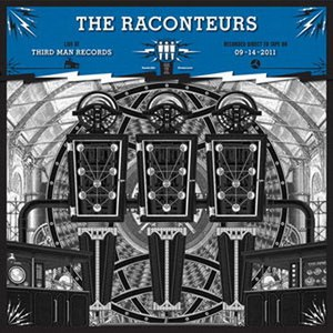 The Raconteurs альбом Live at Third Man Records