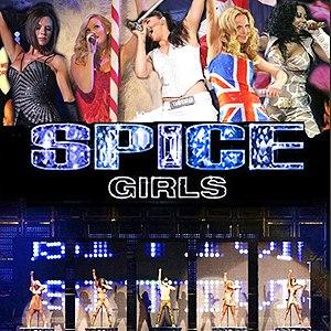 Spice Girls альбом Return of the Spice Girls