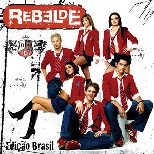 RBD альбом Rebelde (Edição Brasil)