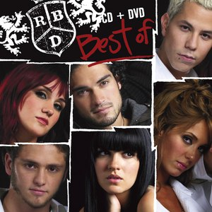 RBD альбом Best Of RBD