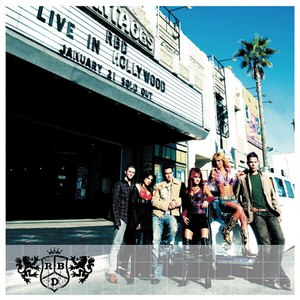 RBD альбом Live in Hollywood