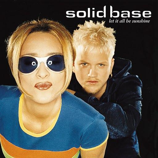 SOLID BASE альбом Let It All Be Sunshine