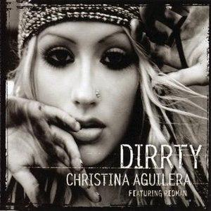 Christina Aguilera альбом Dance Vault Mixes - Dirrty