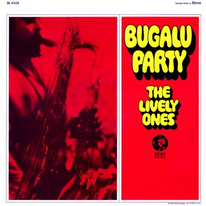 The Lively Ones альбом Bugalu Party