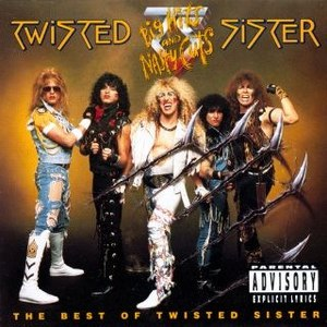 Twisted Sister альбом Big Hits and Nasty Cuts