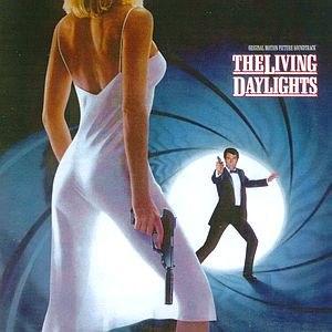 John Barry альбом James Bond: The Living Daylights