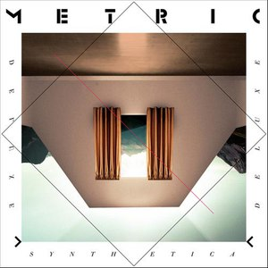 Metric альбом SYNTHETICA DELUXE