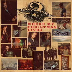 3 Doors Down альбом Where My Christmas Lives