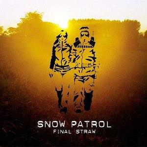 Snow Patrol альбом Final Straw [Bonus Tracks]