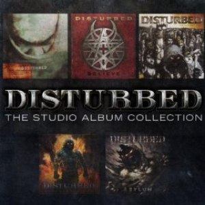 Disturbed альбом The Studio Album Collection